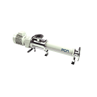 Sanitary Screw Pump - PCM